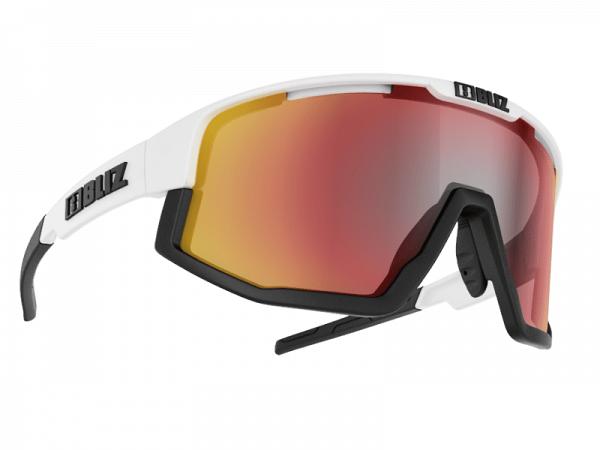 Bliz Fusion Solbriller, Matt White