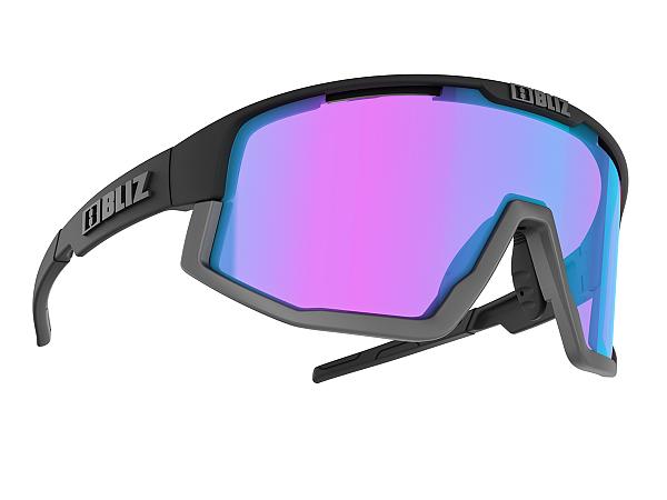 Bliz Vision Nano Optics Solbriller, Matt Black