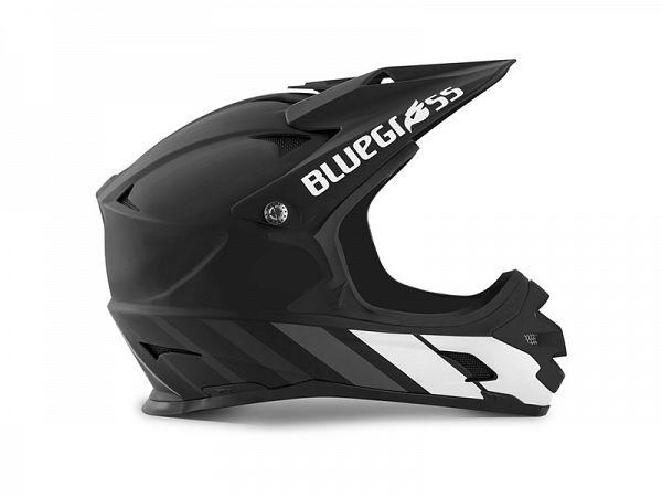 Bluegrass Intox Fullface Hjelm, Black/White