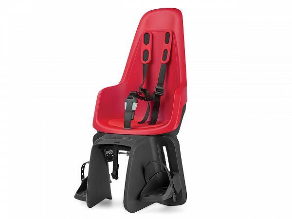 Bobike ONE Maxi Bagagebærermonteret Barnestol, Red