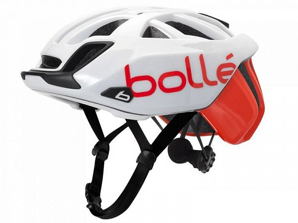 Bollé The One Base Cykelhjelm, White/Red