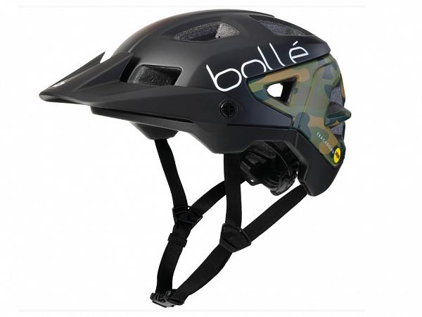 Bollé Trackdown Mips Cykelhjelm, Black/Camo