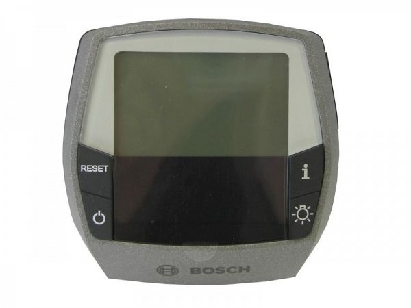 Bosch Intuvia Display, Active