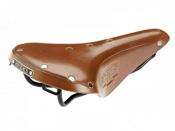 Brooks B17 Standard Honey Herresadel