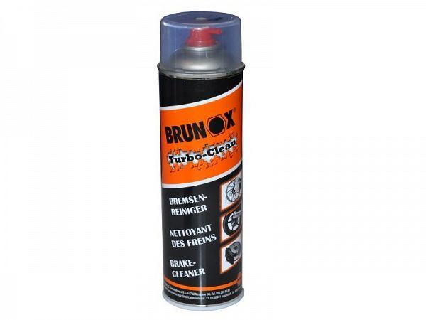 Brunox Turbo-Clean Bremserens, 500ml