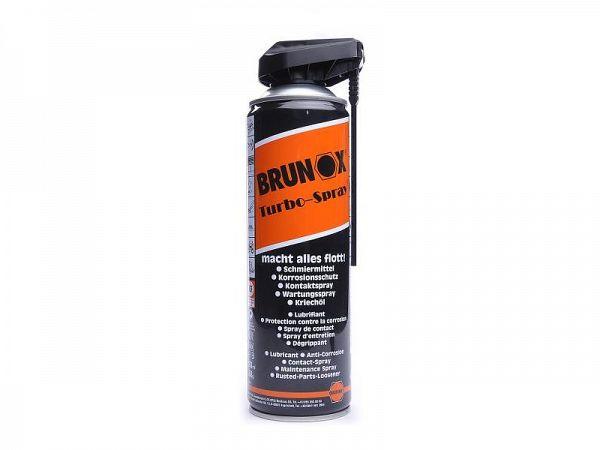 Brunox Turbo-Spray Multioliespray, 500ml