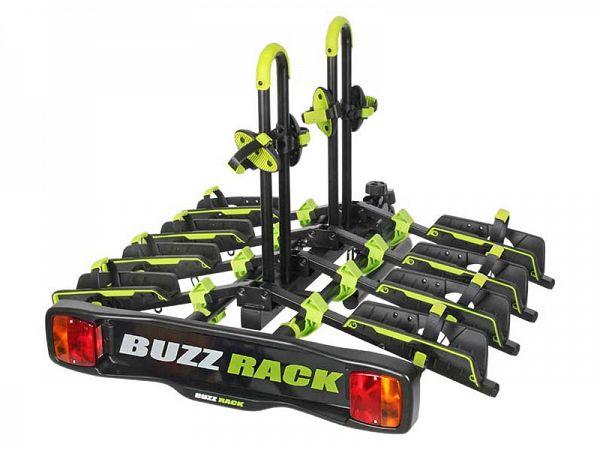 Buzzrack BuzzWing Cykelholder, 4 Cykler
