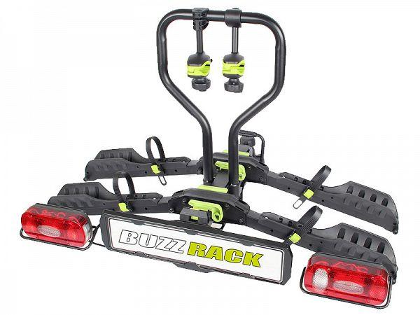 Buzzrack Scorpion Cykelholder, 2 Elcykler