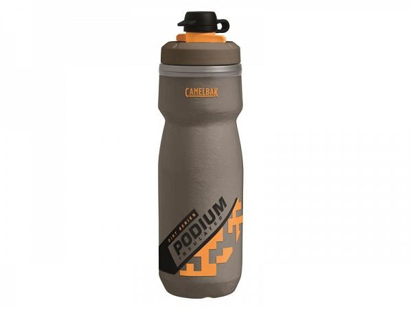 Camelbak Podium 2 Dirt Drikkedunk, Shadow Grey 620ml