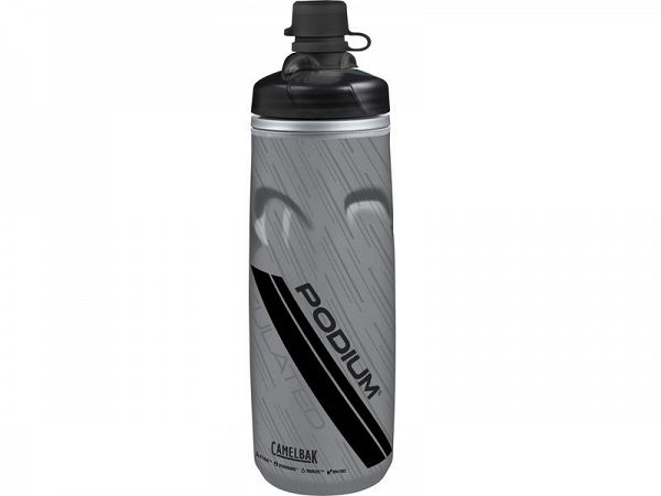 Camelbak Podium Chill MTB Stealth Drikkedunk, 620ml