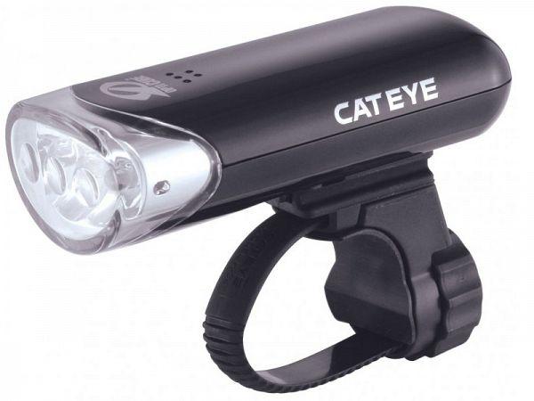 CatEye EL135 sort Forlygte, 150 Lumen