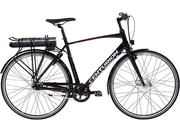 Centurion Basic Black - Elcykel - 2020