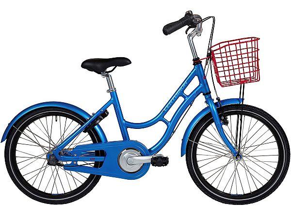 "Centurion Basic Urban 20"" Blue - Pigecykel - 2020"