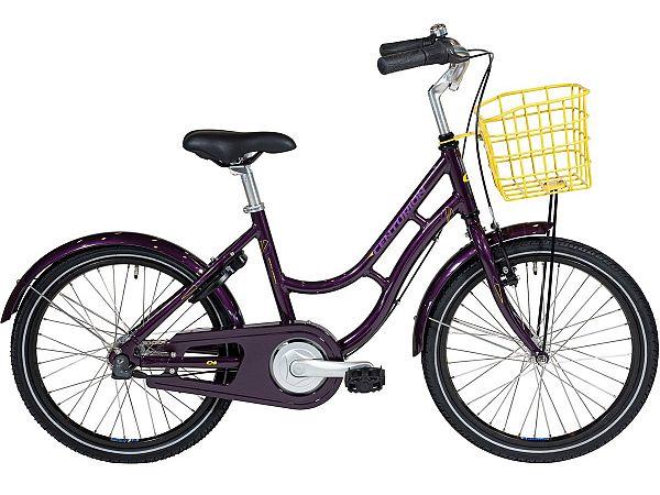"Centurion Basic Urban 20"" Purple  - Pigecykel - 2020"