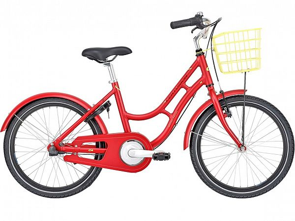 "Centurion Basic Urban 20"" Red - Pigecykel - 2021"