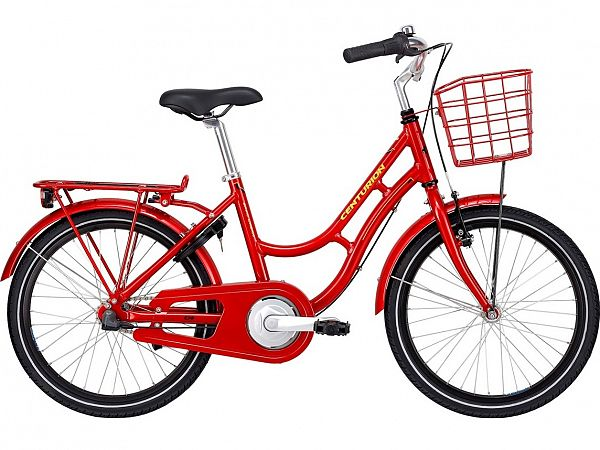"Centurion Basic Urban+ 20"" Red - Pigecykel - 2021"