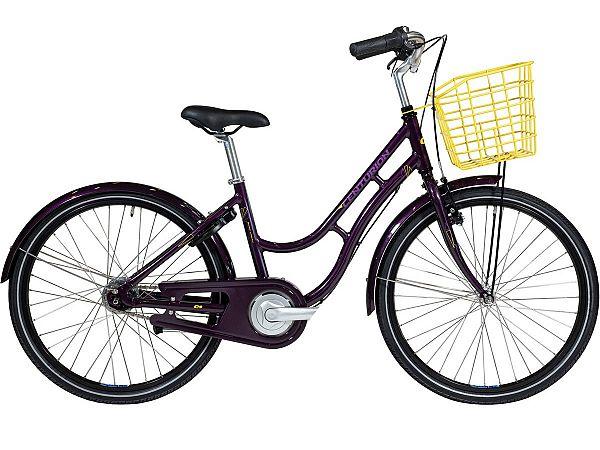 "Centurion Basic Urban 24"" Purple - Pigecykel - 2020"