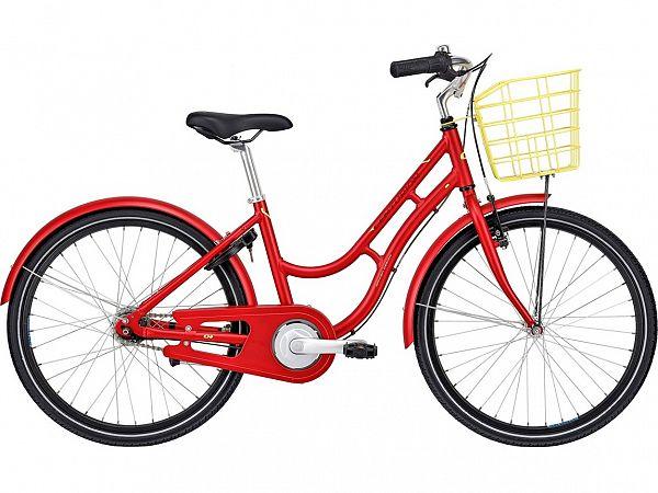 "Centurion Basic Urban 24"" Red - Pigecykel - 2021"