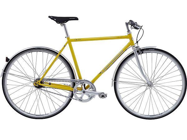 Centurion Helium 7 Yellow - Herrecykel - 2020