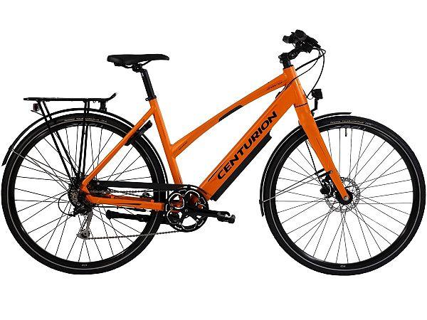 Centurion Zero E Connect+ Orange - Elcykel - 2022