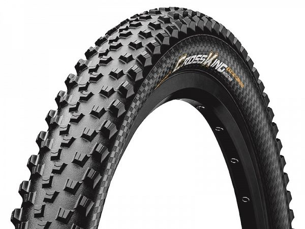 Continental Cross King Performance Foldedæk, 29x2.20 (55-622)