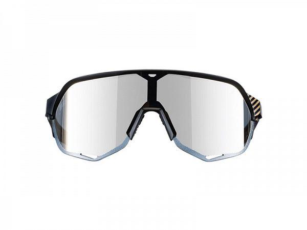 Crankbrothers 100% S2 Sport Solbriller, Black/Bronze