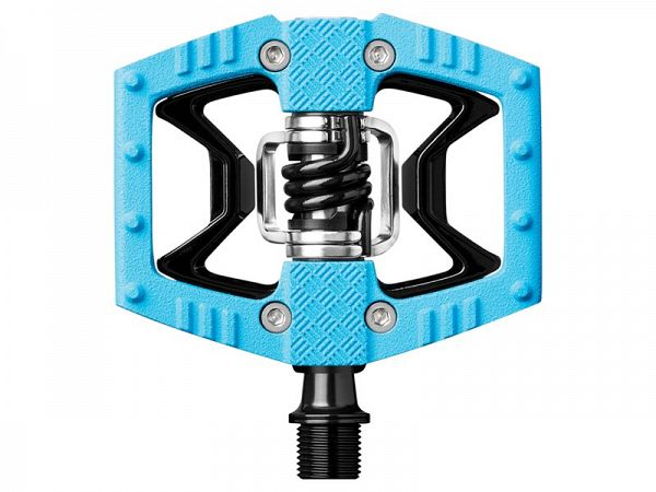 Crankbrothers Double Shot 2 Kombipedal, Blue