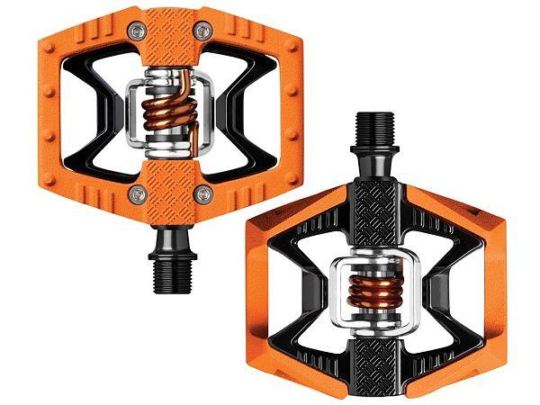 Crankbrothers Double Shot 2 Kombipedal, Orange