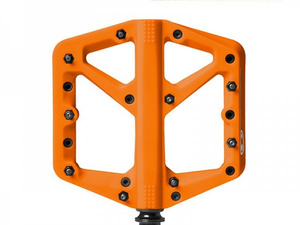 Crankbrothers Stamp 1 Pedaler, Orange