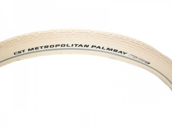 CST Palmbay Creme Cykeldæk, 28x2.00 (50-622)