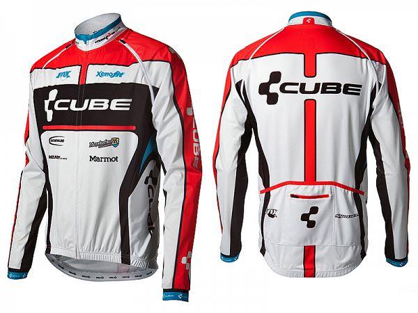Cube 11004 Teamline Langærmet Multitrøje