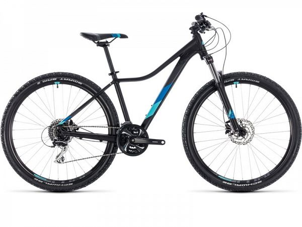 "Cube Access WS Exc 27.5"" sort - Dame MTB - 2018"