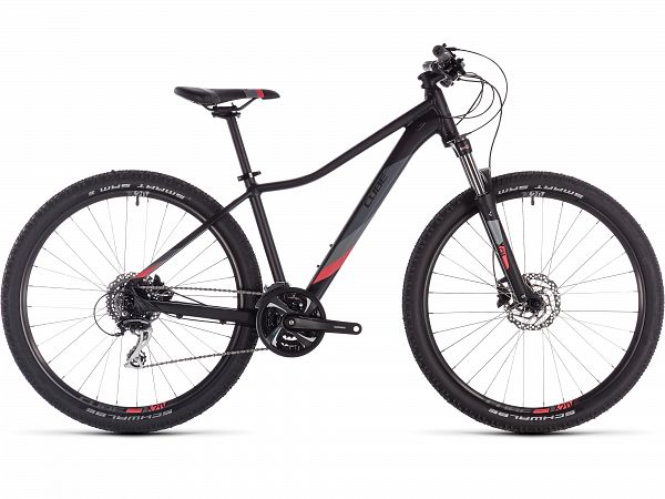 "Cube Access WS EXC 29"" sort - Dame MTB - 2019"