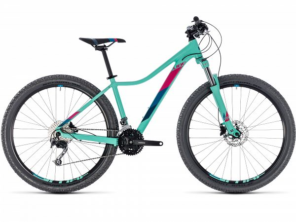 "Cube Access WS Pro 27.5"" Mint - Dame MTB - 2018"