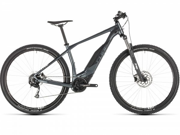 Cube Acid Hybrid Grey ONE 400 - eMTB - 2019