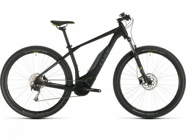 Cube Acid Hybrid ONE 400 Black - eMTB - 2020