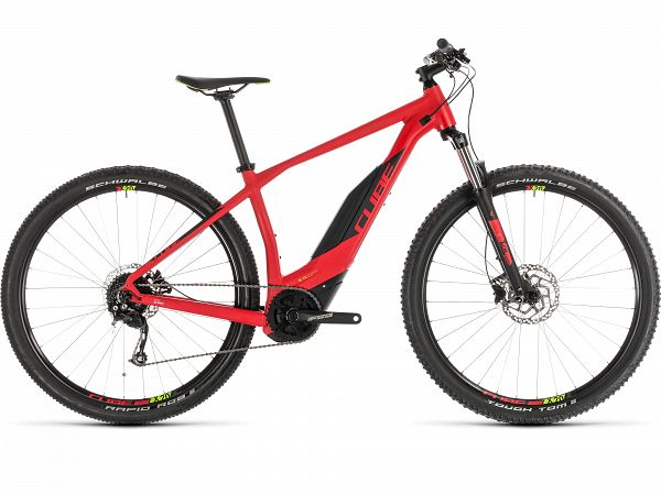 Cube Acid Hybrid Red ONE 400 - eMTB - 2019