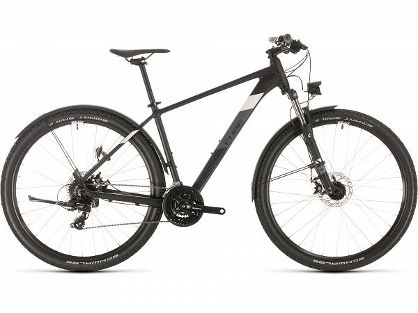 "Cube Aim Allroad 27.5"" Black - MTB - 2020"