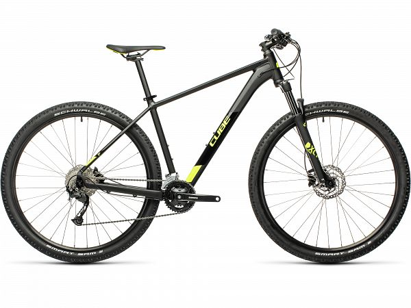 "Cube Aim EX Black 29"" - MTB - 2021"