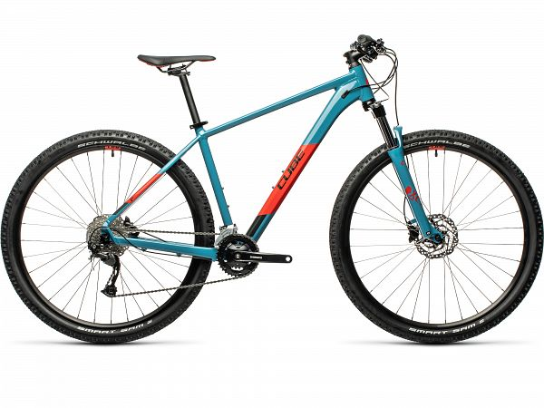 "Cube Aim EX Blue 27.5"" - MTB - 2021"