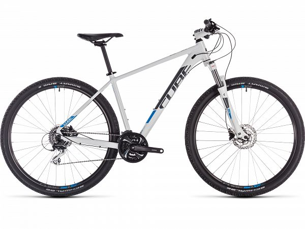 "Cube Aim Race 29"" White - MTB - 2019"