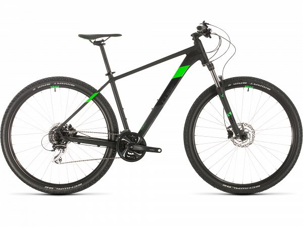 "Cube Aim Race Black 29"" - MTB - 2020"