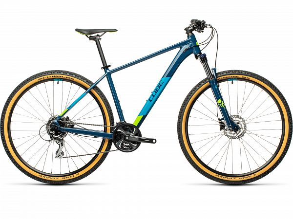 "Cube Aim Race Blue 27.5"" - MTB - 2021"