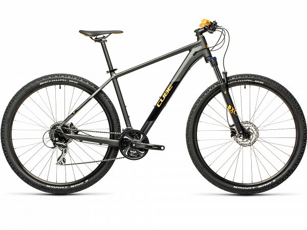 "Cube Aim Race Grey 27.5"" - MTB - 2021"