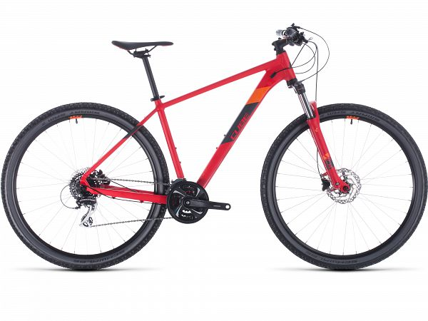 "Cube Aim Race Red 27.5"" - MTB - 2020"