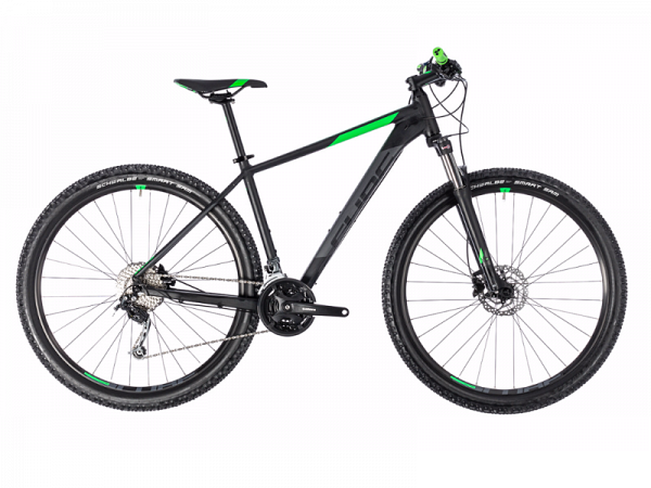 "Cube Aim SL 29"" sort - MTB - 2018"