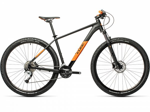 "Cube Aim SL Black 29"" - MTB - 2021"