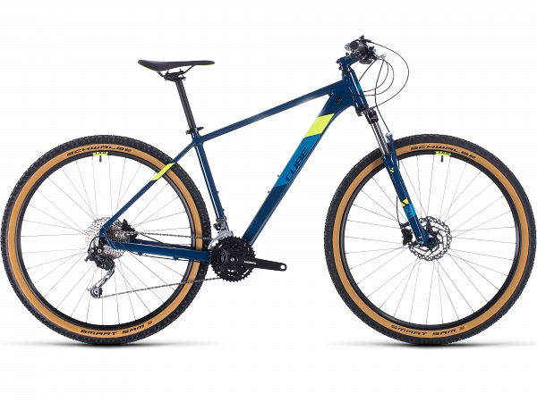 "Cube Aim SL Blue 29"" - MTB - 2020"