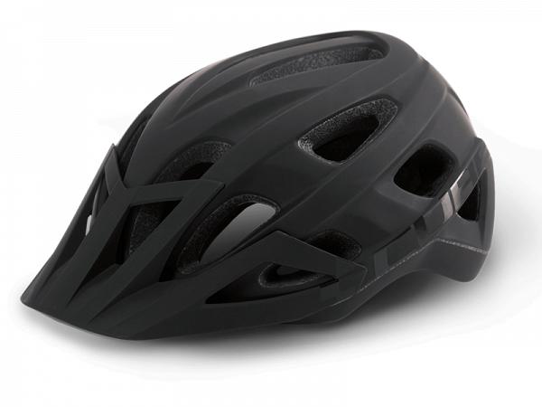 Cube AM Race Cykelhjelm, Black'n'Black