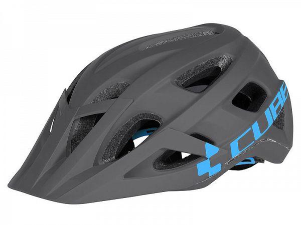 Cube AM Race Cykelhjelm, Grey'n'Blue